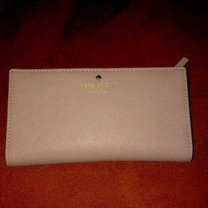 Kate Spade portfolio wallet